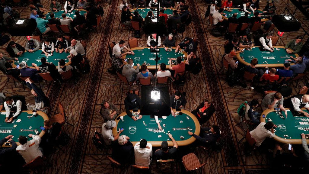 Playing Poker Online If You Are American