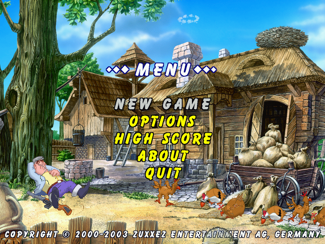 Review: Chicken Shoot Demo