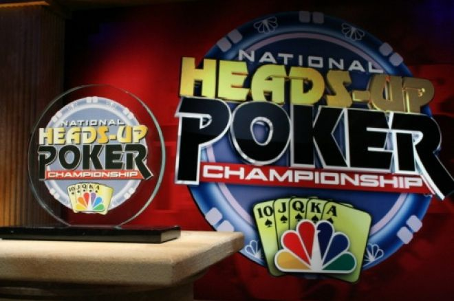 NBC Releases List of Poker Players for the 2011 National Heads-Up Poker Championship